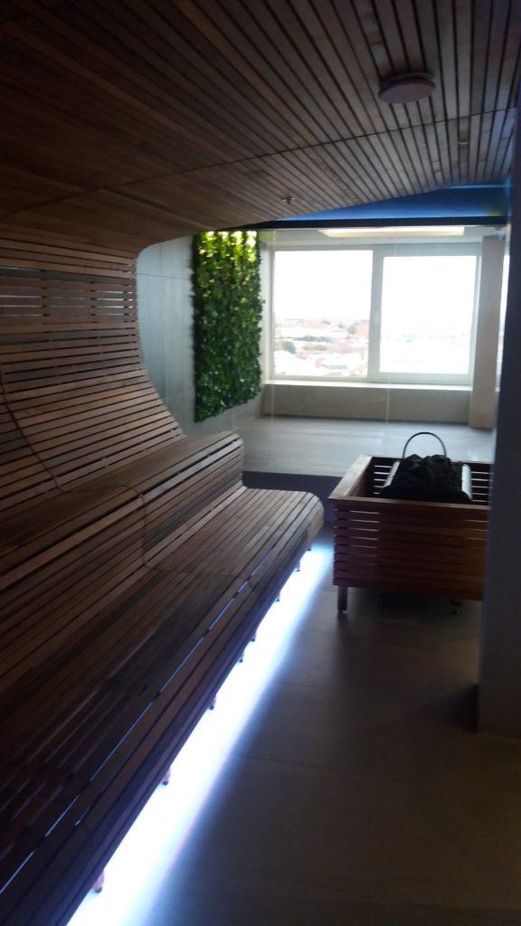 Hotell Olümpia 26 korruse sanaarium